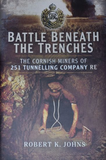 Battle Beneath the Trenches, by Robert K. Johns